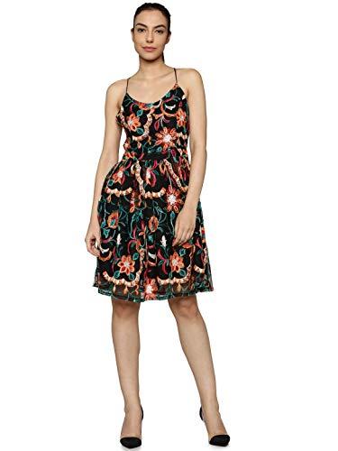 ONLY dames jurk onlMONICA S/L DRESS WVN