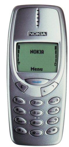 Nokia Xpress-on Cover 3310 Iceberg Grey