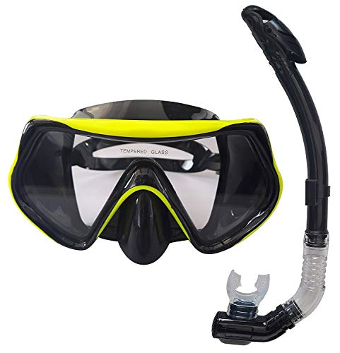 Mask and Snorkel Set for Adults