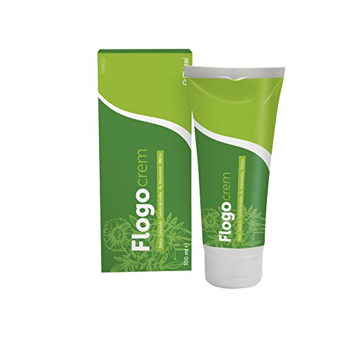 Flogocrem crema antiinflamatoria con ingredientes de origen 100% natural