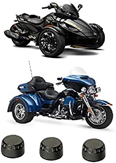 SYKIK Rider SRTP630, tire Pressure Monitoring System for Trikes and 3 Wheelers, CanAm, Spider, Harly Davidson, Goldwing