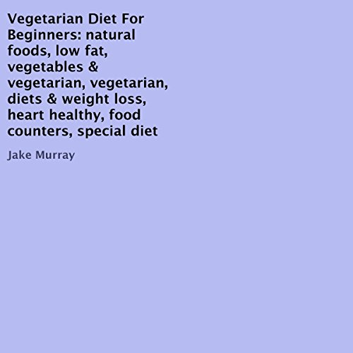Vegetarian Diet for Beginners audiobook cover art