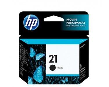 HP C9351AE Cartouche d'encre d'origine couleur HP 21 Noir