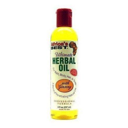 Africas Best Ultimate Herbal Oil 235 ml (Pack of 2)