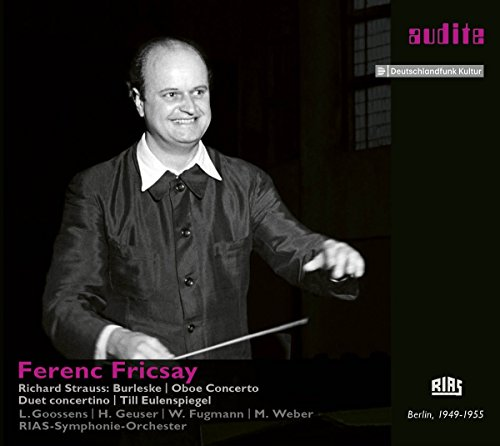 Strauss: Burleske / Oboe Concerto / Duet Concertino / Till Eulenspiegel´s Merry Pranks