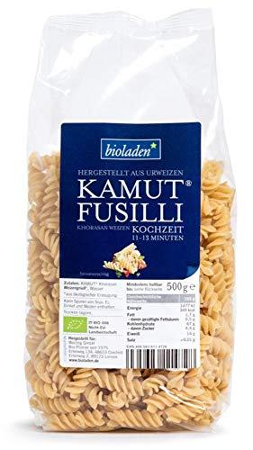 bioladen Bio Kamut-Fusilli (1 x 500 gr)