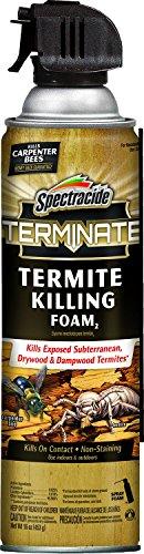Spectracide Terminate Termite Killing Foam2, Aerosol, 16-ounce