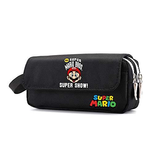 Super Mario Estuches Bolsillos compactos Estuche lápices