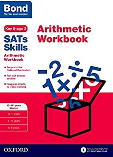 Bond SATs Skills: Arithmetic Workbook: 10-11+ years Stretch