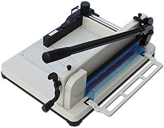 大型裁断機・ペーパーカッター 400枚まで裁断可能、予備の 替え刃、刃受け木も1セット追加あり、 BA58A4,(m-1)
