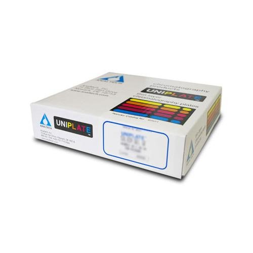 Analtech P46921 Silica Gel Max 62% OFF HL Channeled mm 250 µm 100 2021 model Wide