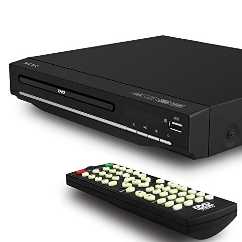 DVD player For tv, Have Hdmi & Av out, Support 1/2/3/4/5/6 area disc (not...
