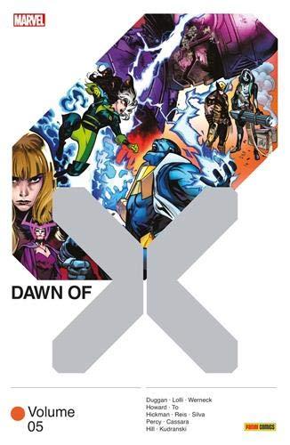 Dawn of X Vol. 05