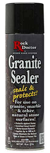 Rock Doctor Granite Sealer, 18 Ounce