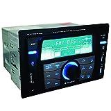 Majestic SV 517 RDS BT Dab - Autoradio FM Stereo Dab+ Bluetooth, Doppio DIN, ingressi USB/SD/AUX-in,...