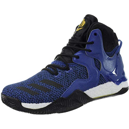 adidas D Rose 7 Herren-Basketball Turnschuhe/Schuhe-Blue-50