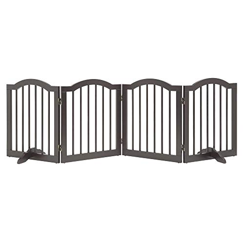 41WDiBA GjL The TOP 7 Best Free Standing Baby Gates 2021 Review
