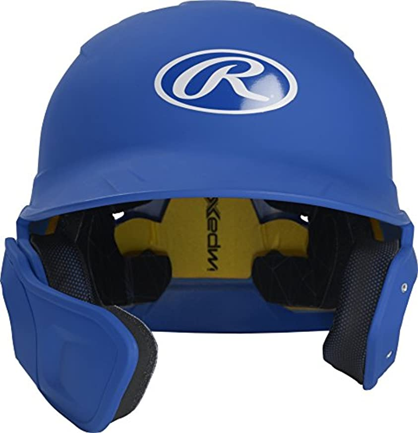 MACH Matte Batting Helmets with Extension Flap (Junior/Senior)
