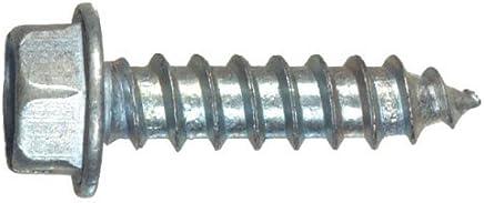 The Hillman Group 74024 8-Inch x 1//2-Inch Pan Head Combo Sheet Metal Screw 100-Pack