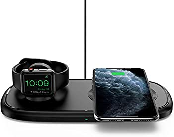 Seneo 2-in-1 Qi Charging Dock