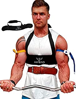 Arm Blaster for - Arm & Bicep Support - Bicep Curl - Muscle Bomber for Biceps, Triceps, Arm Muscle Strength - Bicep Blaster Heavy Duty for Body Builders & Weightlifters.Biceps Isolator.