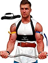 Jayefo Arm Blaster for - Arm & Bicep Support - Bicep Curl - Muscle Bomber for Biceps, Triceps, Arm Muscle Strength - Bicep Blaster Heavy Duty for Body Builders & Weightlifters.Biceps Isolator.