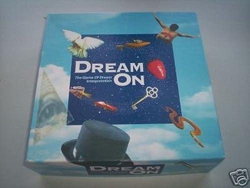 muchas sorpresas Dream on- The game of Dreams Interpretation by e&M games games games  bienvenido a orden