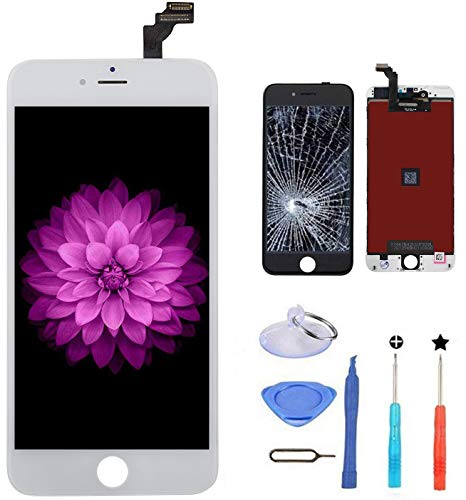 for iPhone 6 Screen Replacement White, LCD Display  Colorado