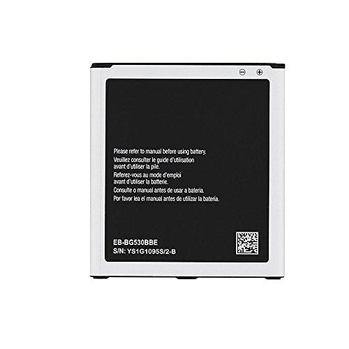 Generico Batería de alta capacidad 2600 mAh compatible con Samsung Galaxy J3-J320 EB-BG531BBE