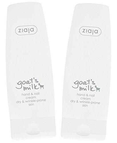 Ziaja Handcreme Ziegenmilch 2 x 80 ml Doppelpack