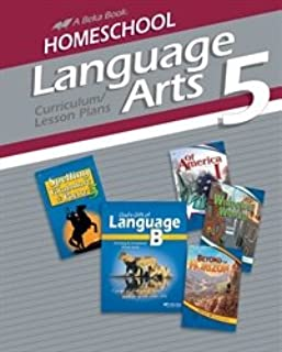 Homeschool Language Arts 5 Curriculum Lesson Plans