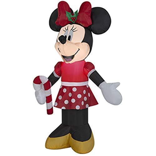 Gemmy Inflatable Minnie 3.5'