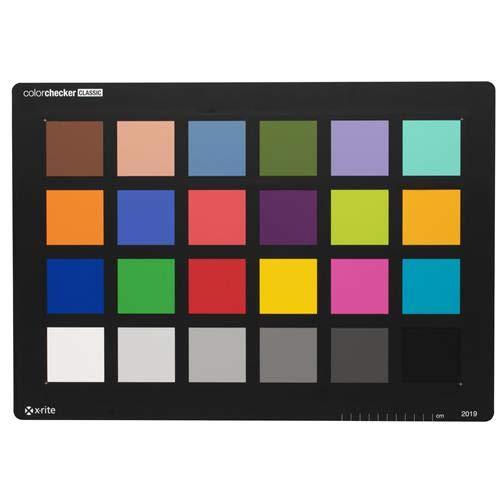 X-Rite ColorChecker Classic XL Target - Con Case