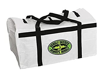 Deadly Decoy Carrying Bag White by Deadly Decoy