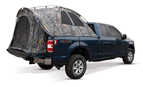 Napier Backroadz Truck Tent: Full Size Regular Bed, Camo