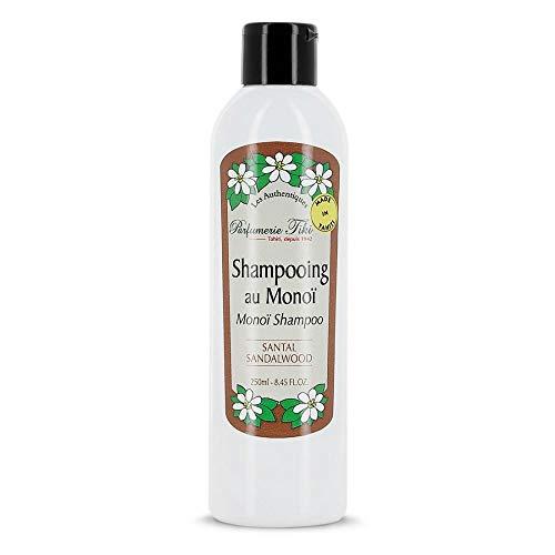 Monoi Tiki Tahiti - Monoi Tiare Sandelholz Shampoo - 250ml