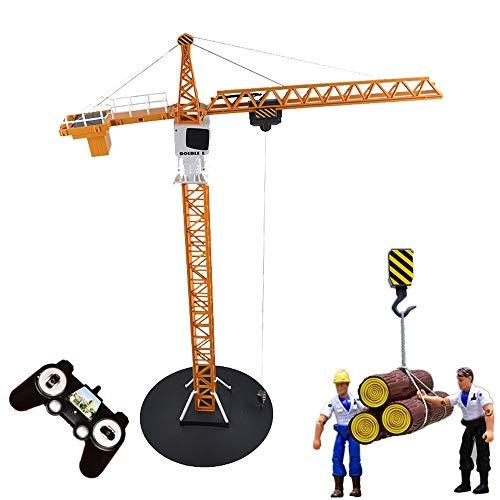 Lotees Rc grúa de construcción del vehículo torre grúa de carga de...
