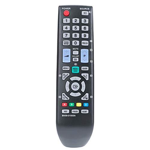 VINABTY BN59-01005A Mando a Distancia de Repuesto Adecuado para Samsung TV LE-19C350D1 LE19C350D1 LE19C350D1WXXC LE-19C350D1WXXC LE-22C350 LE-19C350 LE-22C350D1 LE-22C350D1
