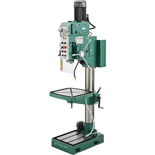 Best Prices! Grizzly Industrial G0756-27-1/2 Heavy-Duty Drilling Machine
