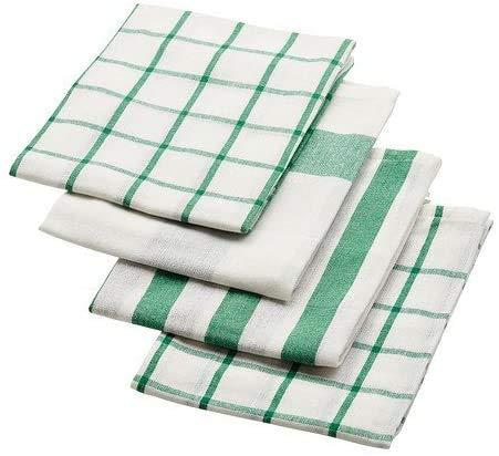 Ikea Elly - Paños de cocina de color blanco, verde o azul,...