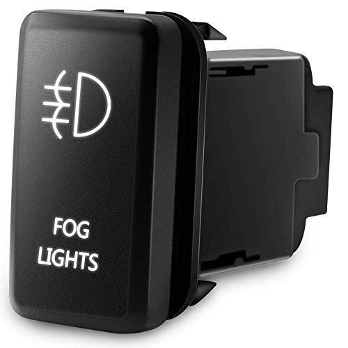 hilux fog light - 6