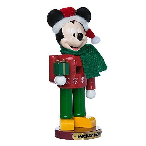 Kurt S. Adler Kurt Adler 10-Inch Mickey Mouse Nutcracker