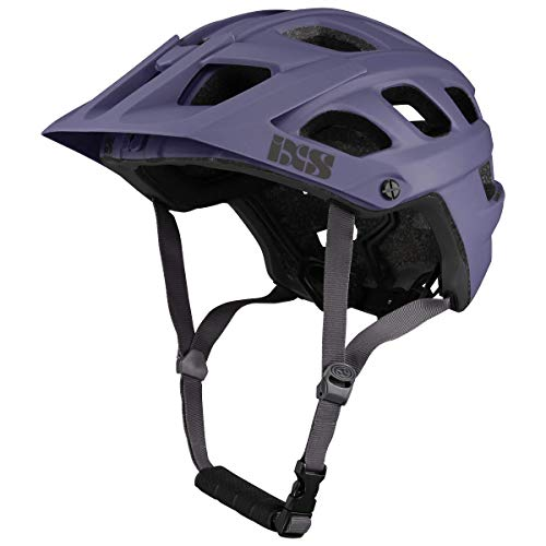 IXS RS Evo Trail/All Mountain MTB Helmet Adult Unisex, Grape, XS (49-54 cm)