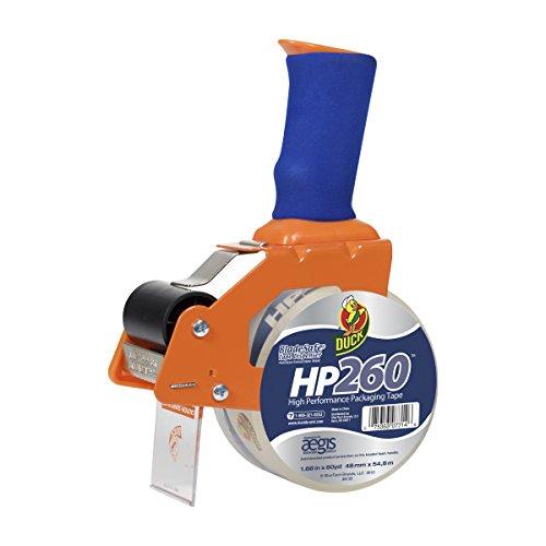 Duck Bladesafe 1078566 Antimicrobial Handheld Tape Gun with Tape, 1 per Pack (DUC1078566)
