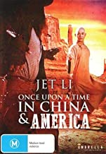 Once Upon a Time in China and America ( Wong fei hung VI: Sai wik hung see )