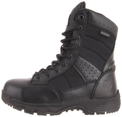 Original SWAT 129101 Men's Metro 9-in SZ Waterproof CT EH Tactical Boot, Black, 11 2E US