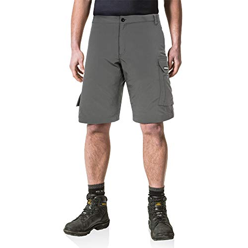 Caterpillar Herren Action Flex Short Cargohose, Dark Shadow, 56