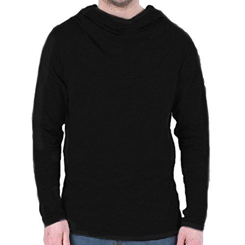 Newfacelook Élégant Stylish Hommes Occasionnels Mince Chemises habillées Belle Men's Hoodies Shirt Top Collection