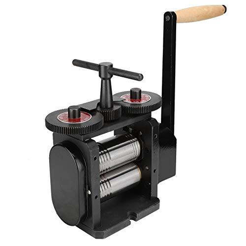 Máquina de laminación de combinación manual ajustable Máquina de laminación de joyería, para joyeros y artesanos