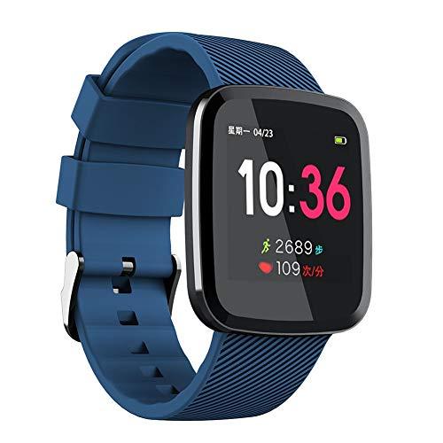 YZY Smart-armband, activiteitenmonitor, waterdicht, IP67, met slaapmonitor, stappenteller en calorieënteller, dunne armband voor kinderen, vrouwen en mannen